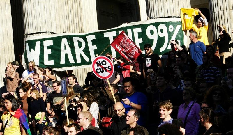 Wij zijn de 99% - nog steeds