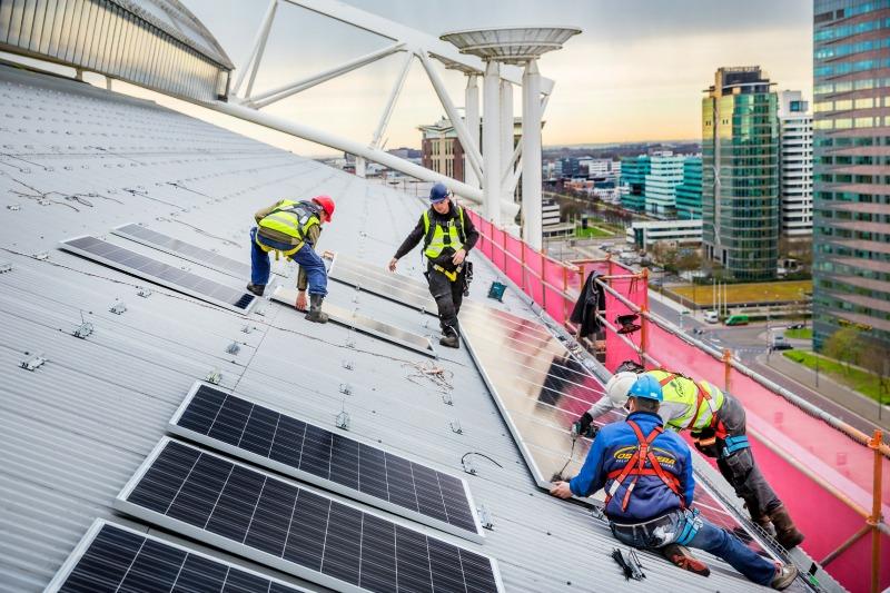 Binnen twintig jaar naar een nieuwe energievoorziening