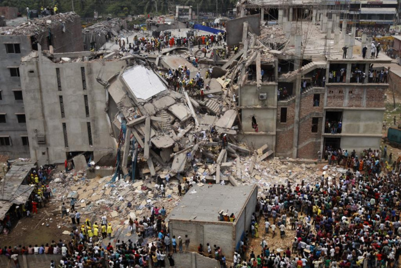 IMVO-sectorconvenanten antwoord op wake-up call uit Bangladesh